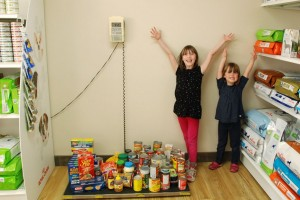 Food Bank in Guelph Ontario